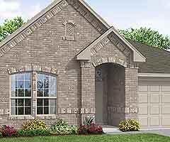 Austin - Aubrey Creek Estates: Aubrey, Texas - Impression Homes
