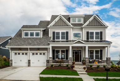 Napa Forest Edge Cranberry Township Pennsylvania Infinity Custom Homes