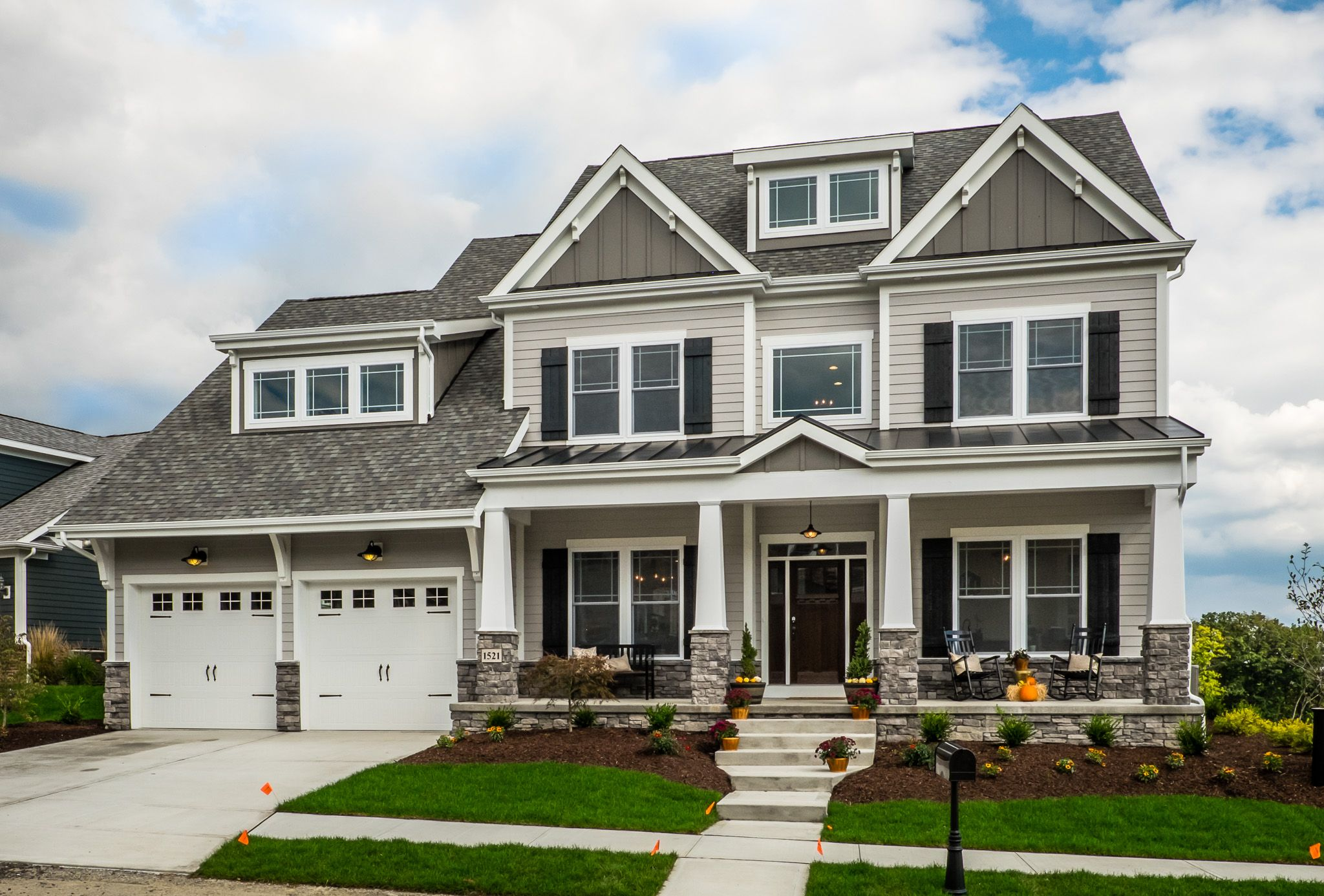 8 Infinity Custom Homes Communities In Cranberry Township Pa Newhomesource