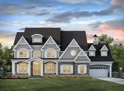 Portland - Forest Edge: Cranberry Township, Pennsylvania - Infinity Custom Homes