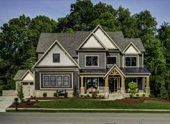 Aspen - Forest Edge: Cranberry Township, Pennsylvania - Infinity Custom Homes