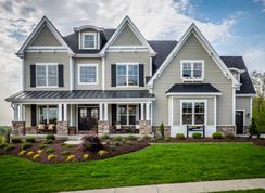Cambridge - Forest Edge: Cranberry Township, Pennsylvania - Infinity Custom Homes