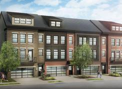 Brownstone 1 - Brookwood Brownstones: Venetia, Pennsylvania - Infinity Custom Homes