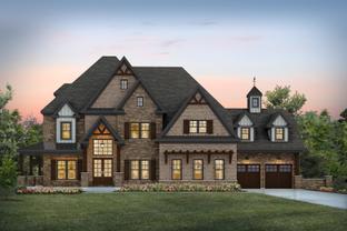 Nantucket - Forest Edge: Cranberry Township, Pennsylvania - Infinity Custom Homes