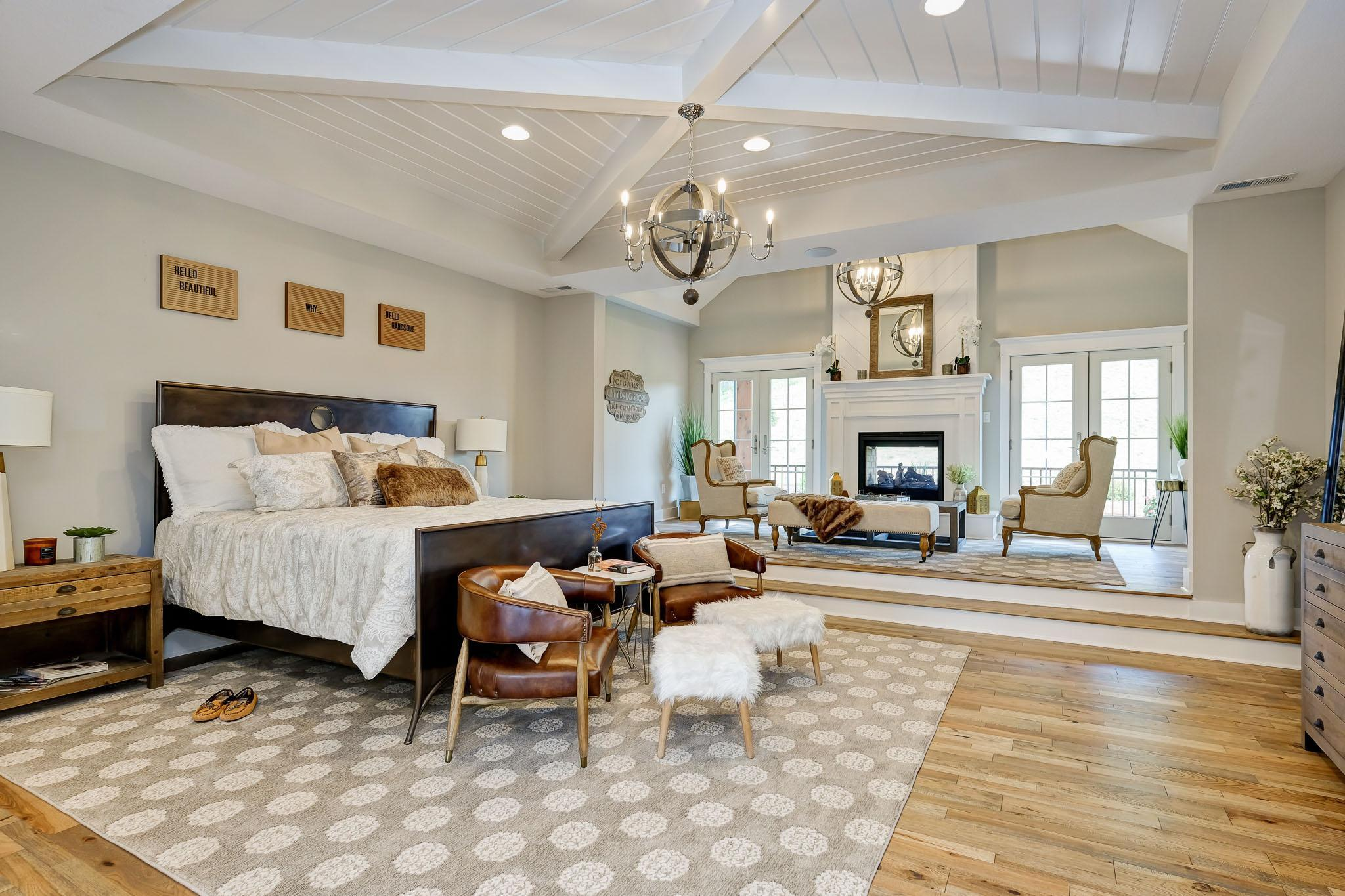 Bedroom featured in the Nantucket By Infinity Custom Homes in Pittsburgh, PA