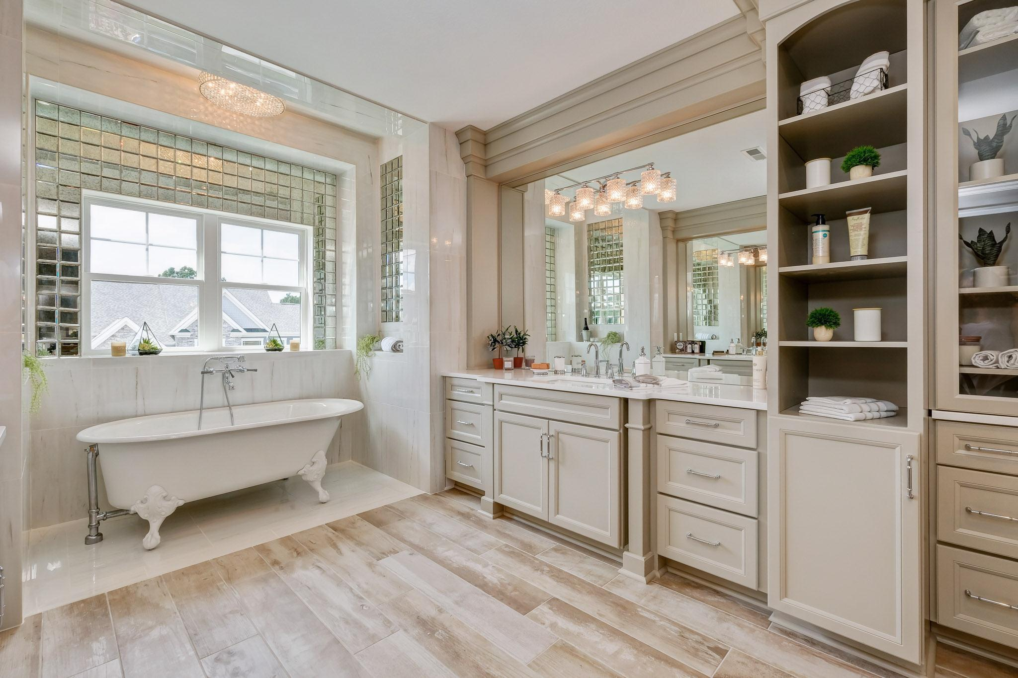 Bathroom featured in the Nantucket By Infinity Custom Homes in Pittsburgh, PA