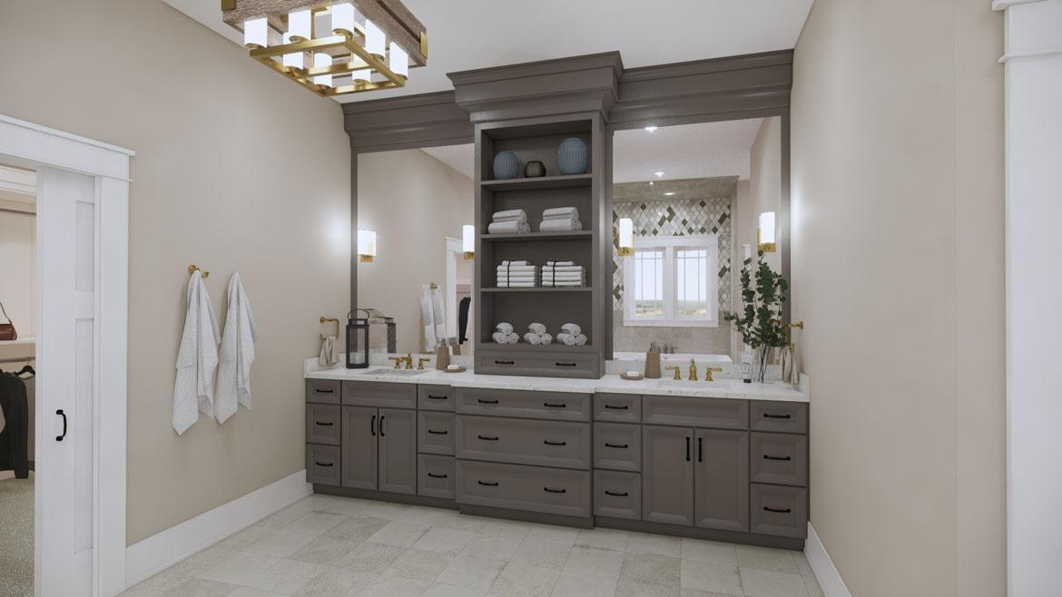 Bathroom featured in the Colorado By Infinity Custom Homes in Pittsburgh, PA