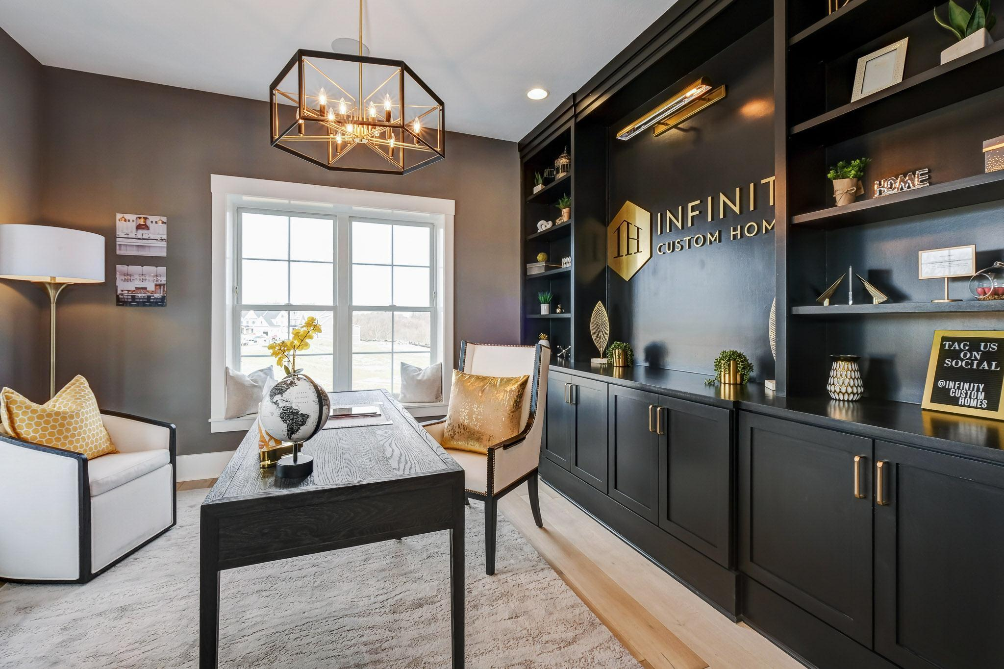 Living Area featured in the Napa By Infinity Custom Homes in Pittsburgh, PA
