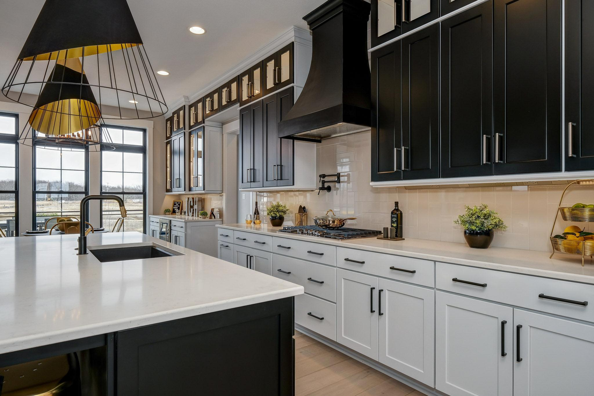 Kitchen featured in the Napa By Infinity Custom Homes in Pittsburgh, PA