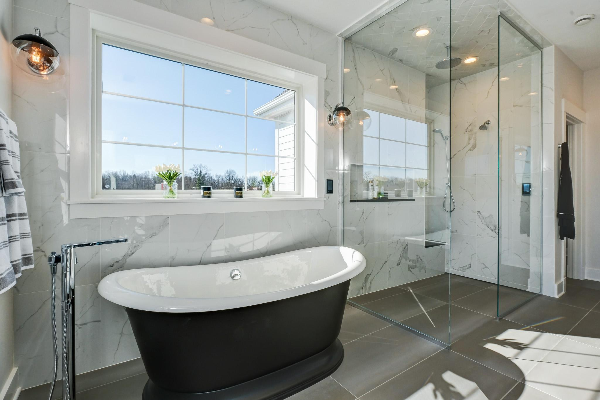 Bathroom featured in the Napa By Infinity Custom Homes in Pittsburgh, PA