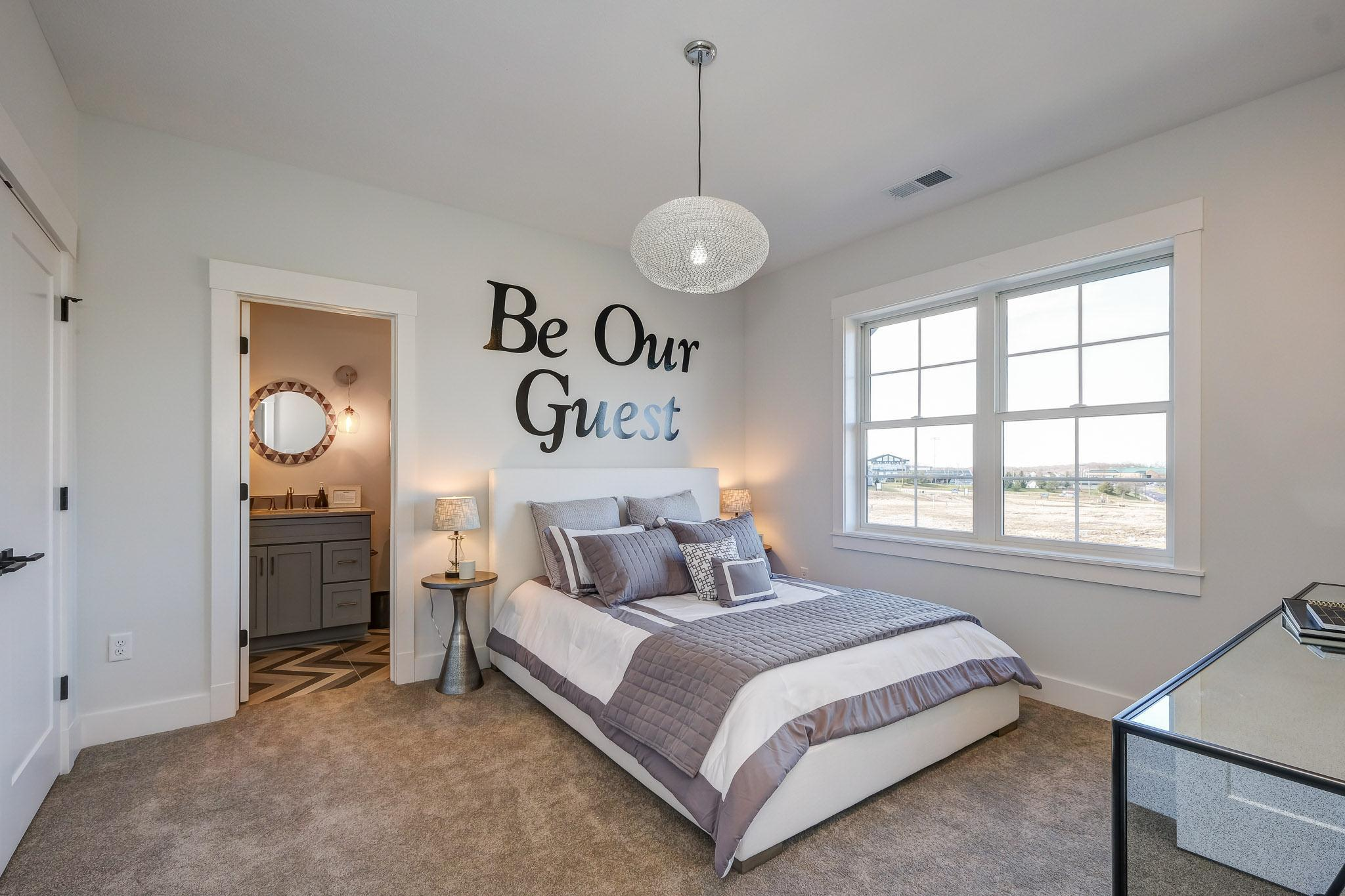 Bedroom featured in the Napa By Infinity Custom Homes in Pittsburgh, PA