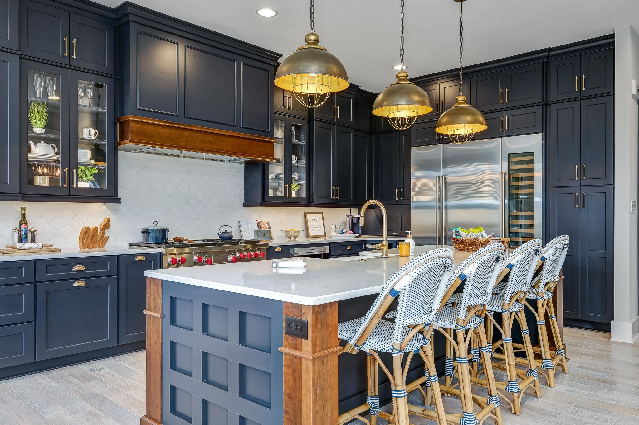 Kitchen featured in the Portland By Infinity Custom Homes in Pittsburgh, PA