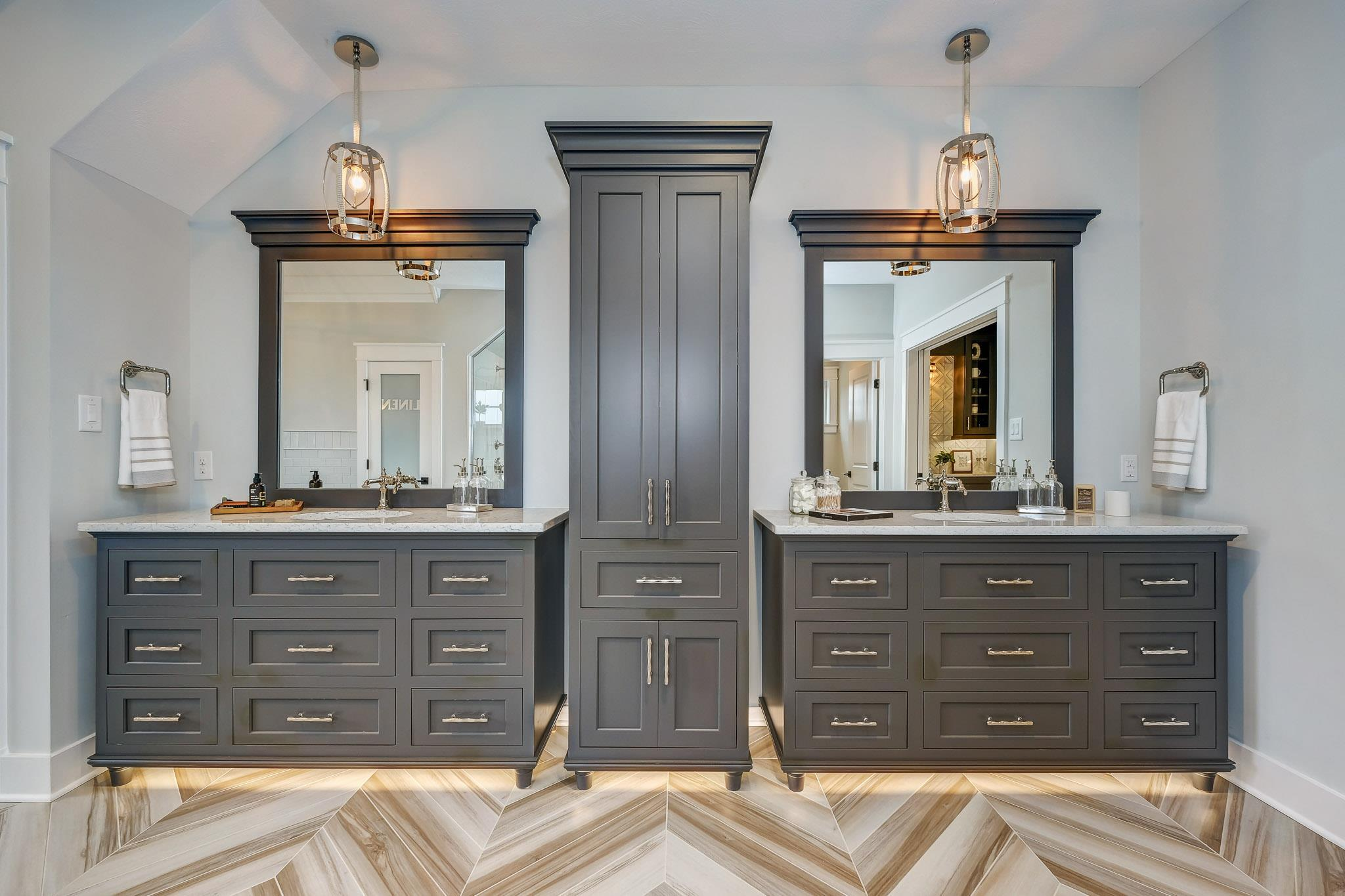 Bathroom featured in the Portland By Infinity Custom Homes in Pittsburgh, PA