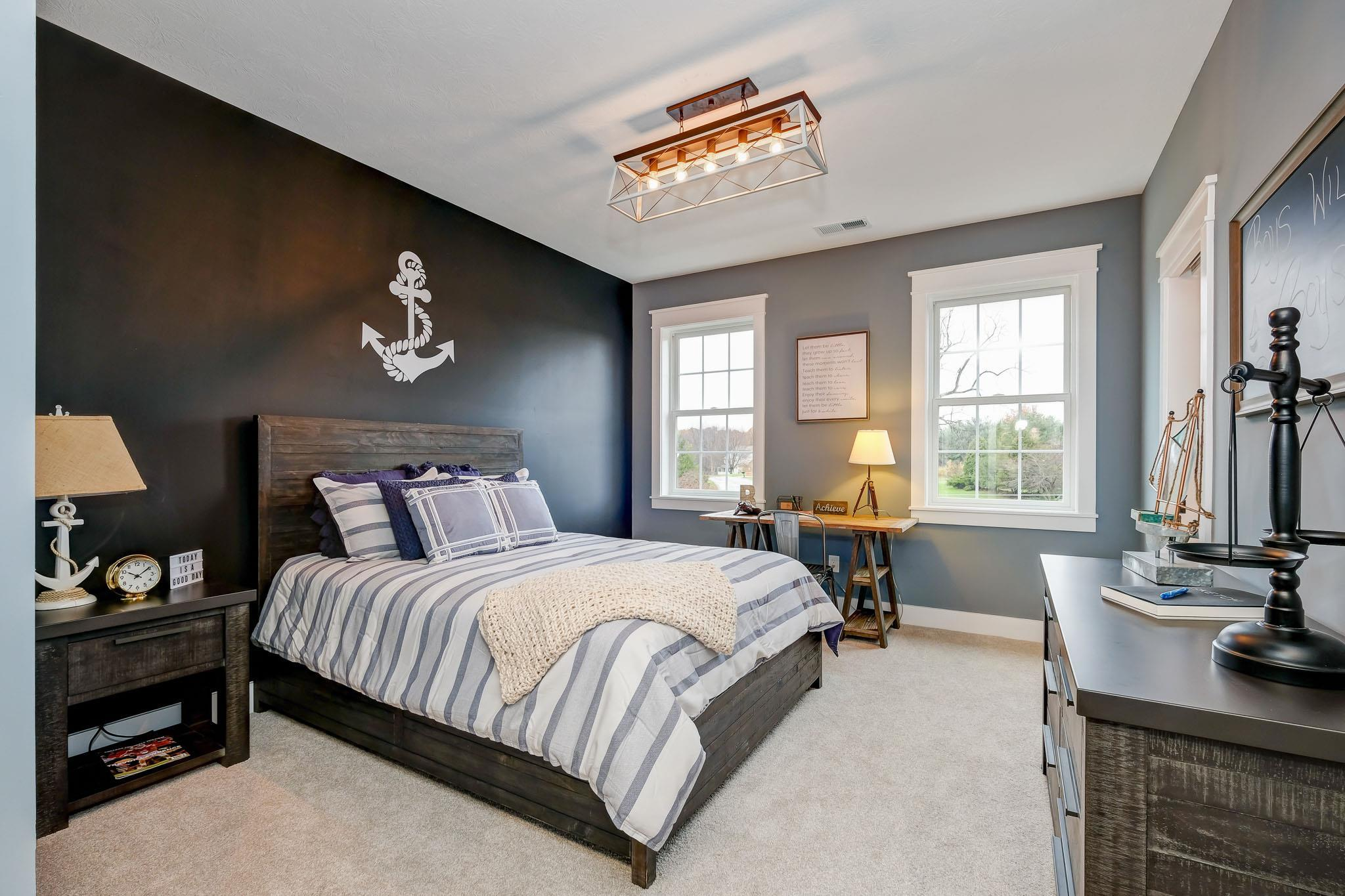 Bedroom featured in the Portland By Infinity Custom Homes in Pittsburgh, PA