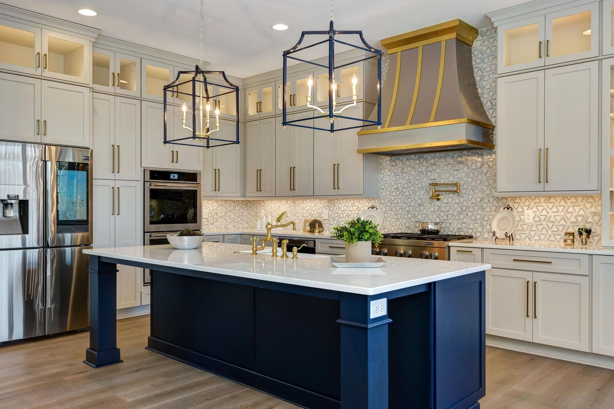 Kitchen featured in the Aspen By Infinity Custom Homes in Pittsburgh, PA