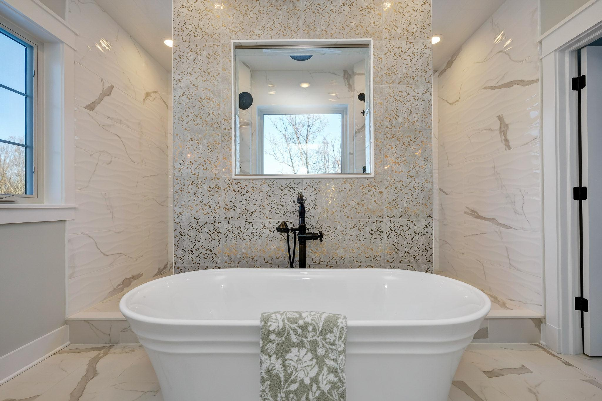 Bathroom featured in the Aspen By Infinity Custom Homes in Pittsburgh, PA