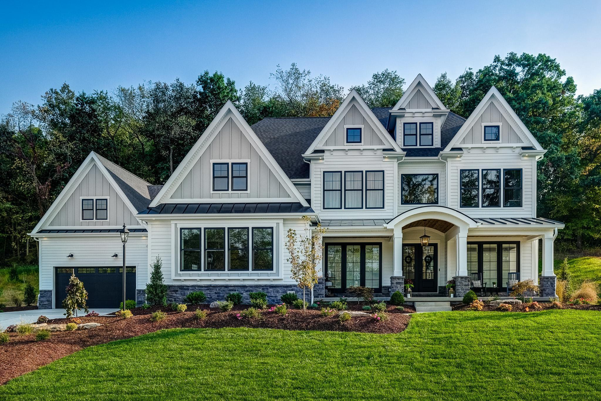 'Forest Edge' by Infinity Custom Homes in Pittsburgh