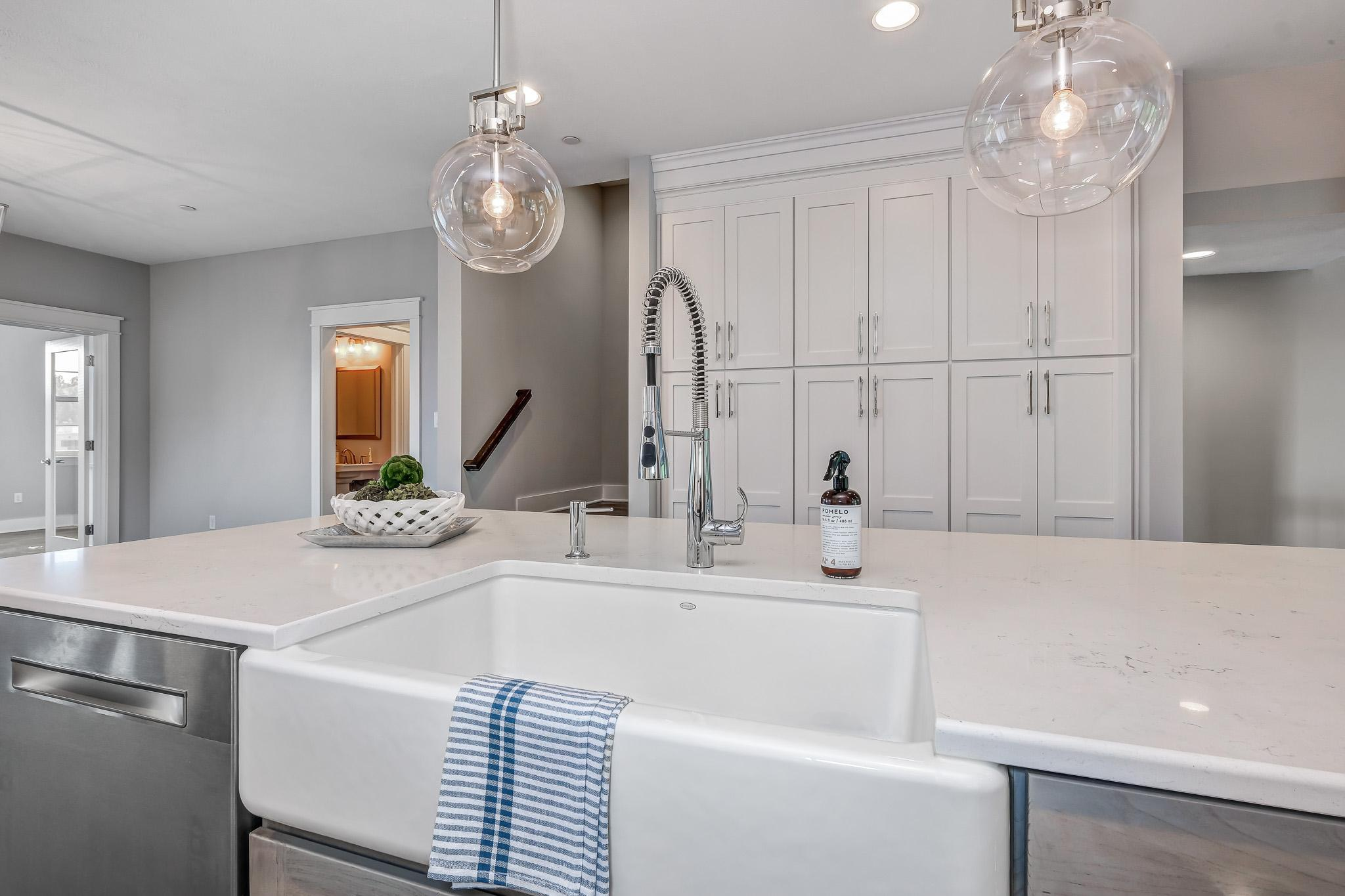 Kitchen featured in the Brooklyn By Infinity Custom Homes in Pittsburgh, PA