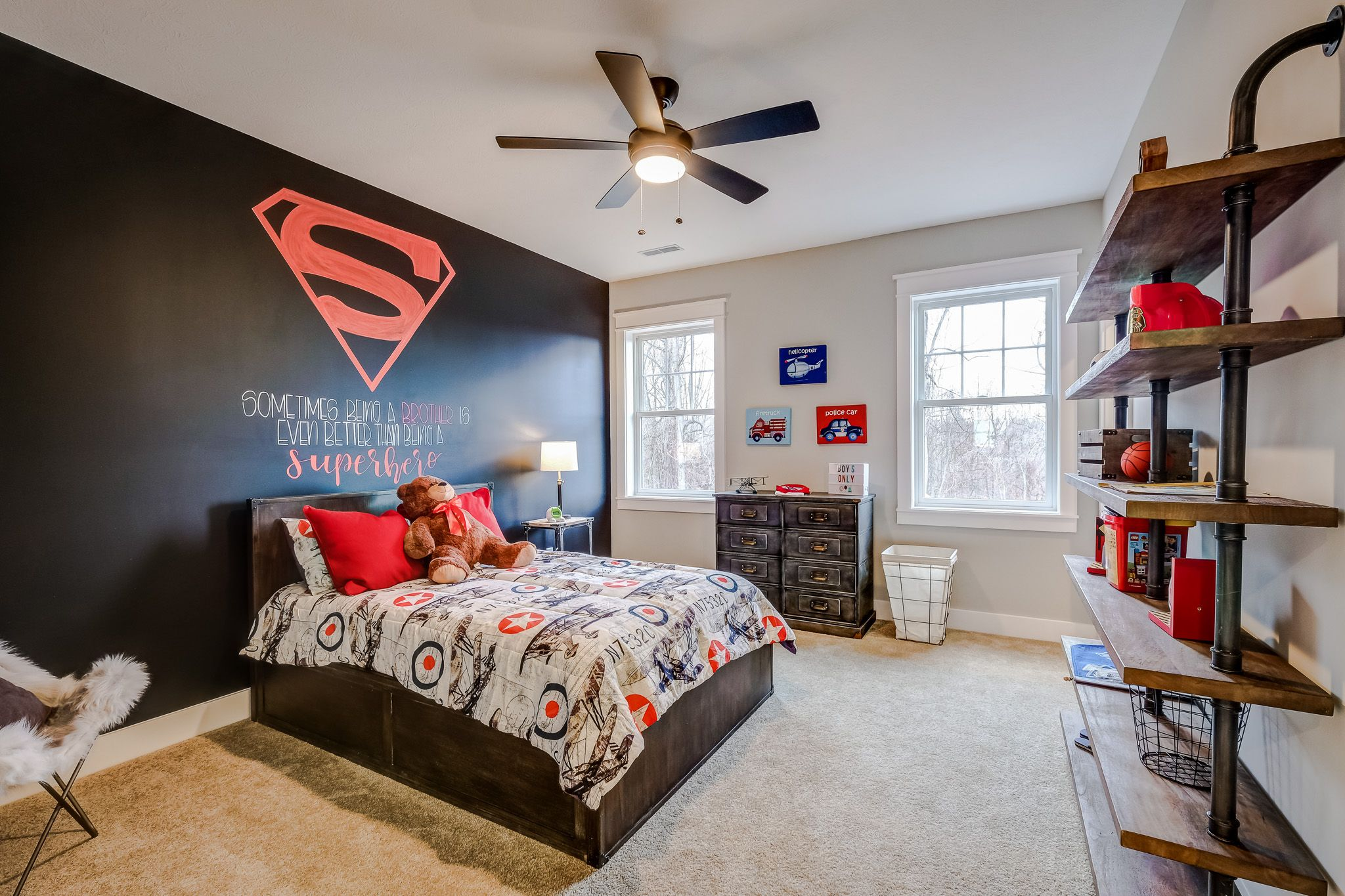 Bedroom featured in the Aspen By Infinity Custom Homes in Pittsburgh, PA