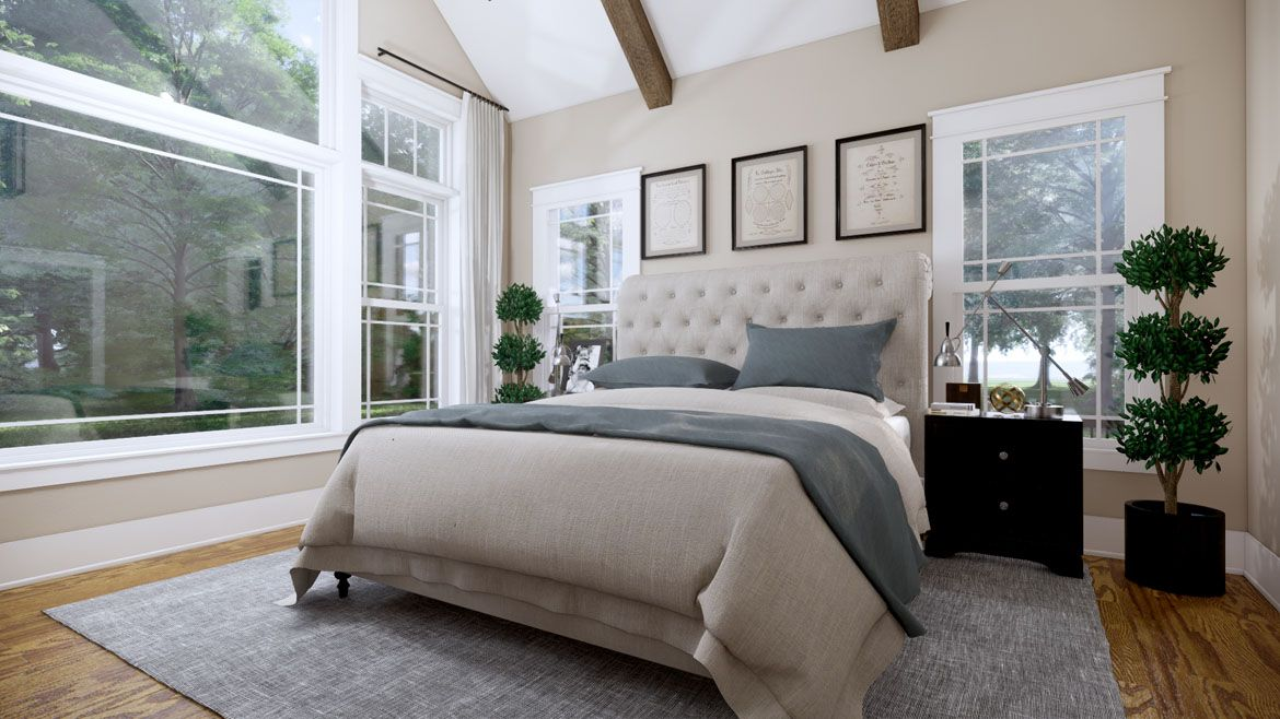 Bedroom featured in the Colorado By Infinity Custom Homes in Pittsburgh, PA