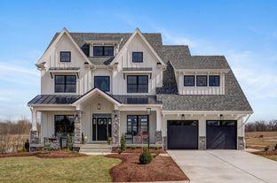 Napa - Laurel Pointe: Cranberry Township, Pennsylvania - Infinity Custom Homes