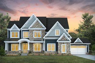 Aspen - Laurel Pointe: Cranberry Township, Pennsylvania - Infinity Custom Homes