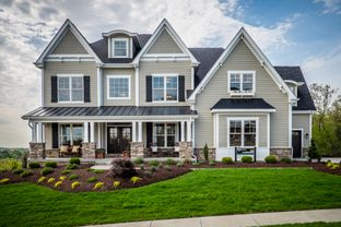 Cambridge - Laurel Pointe: Cranberry Township, Pennsylvania - Infinity Custom Homes