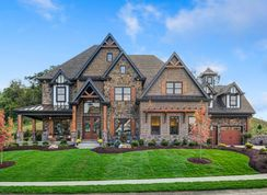 Nantucket - Laurel Pointe: Cranberry Township, Pennsylvania - Infinity Custom Homes