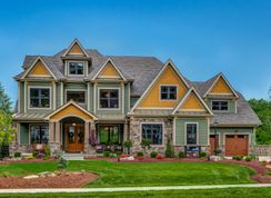 Austin - Laurel Pointe: Cranberry Township, Pennsylvania - Infinity Custom Homes