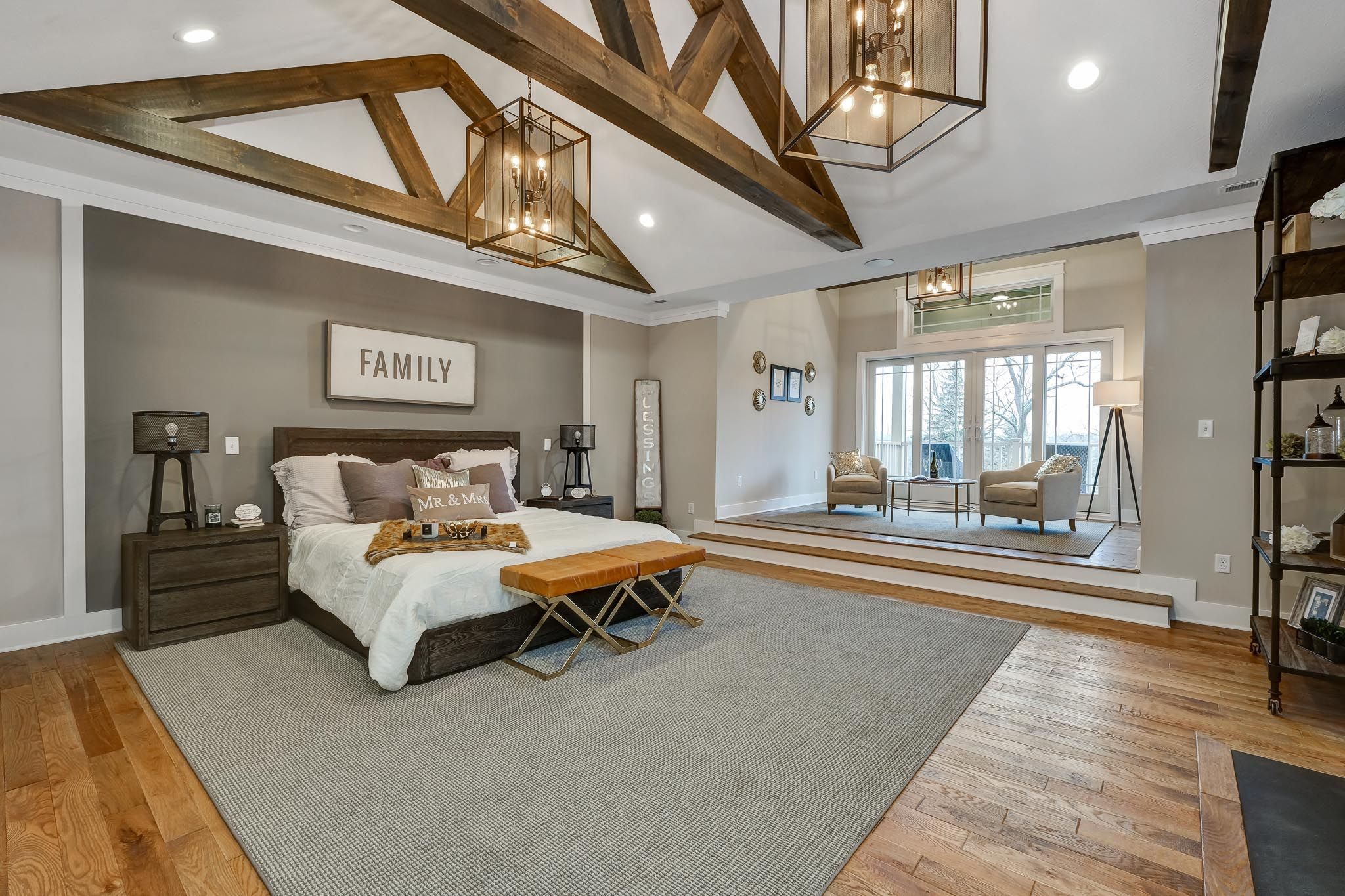 Bedroom featured in the Austin By Infinity Custom Homes in Pittsburgh, PA