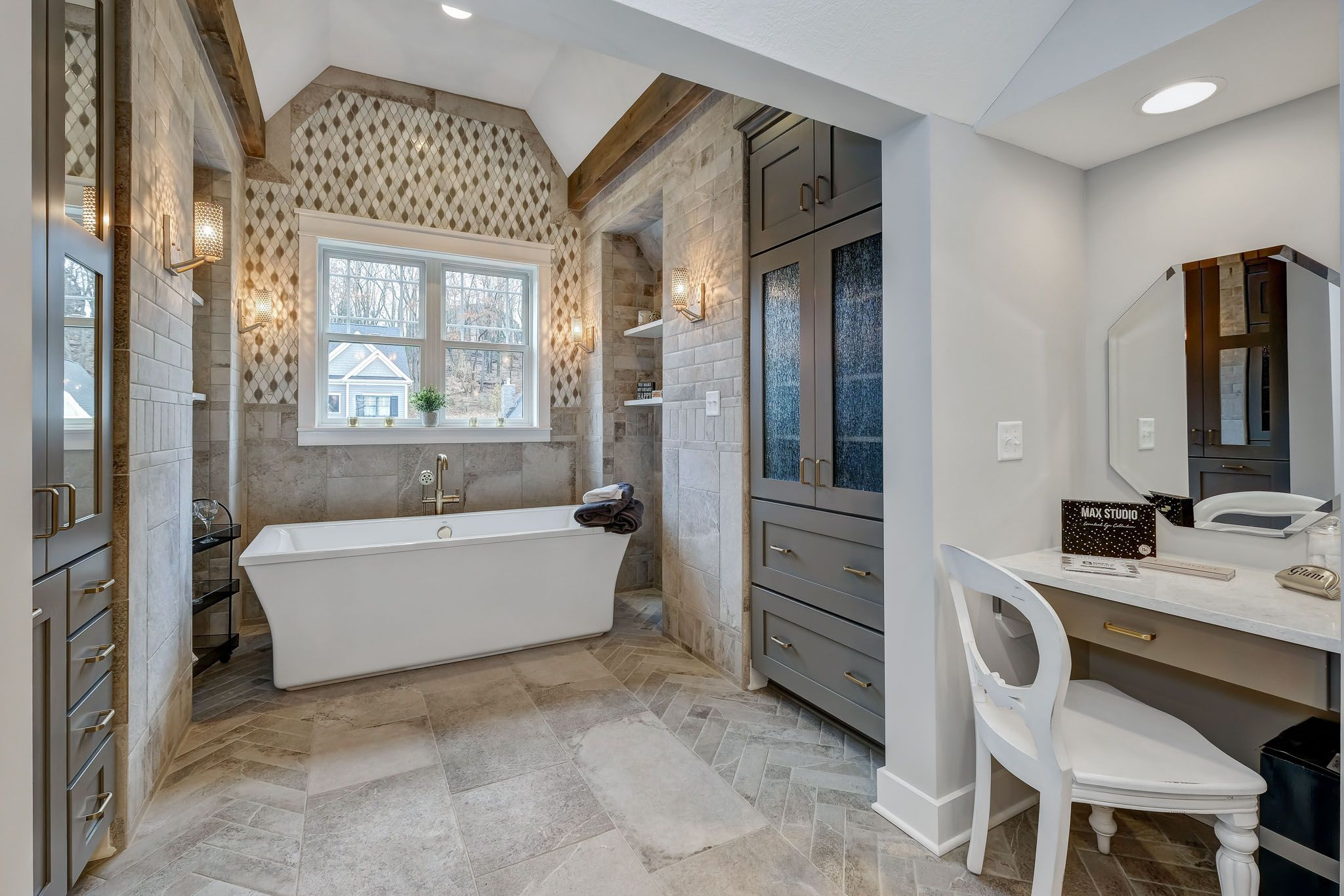 Bathroom featured in the Austin By Infinity Custom Homes in Pittsburgh, PA