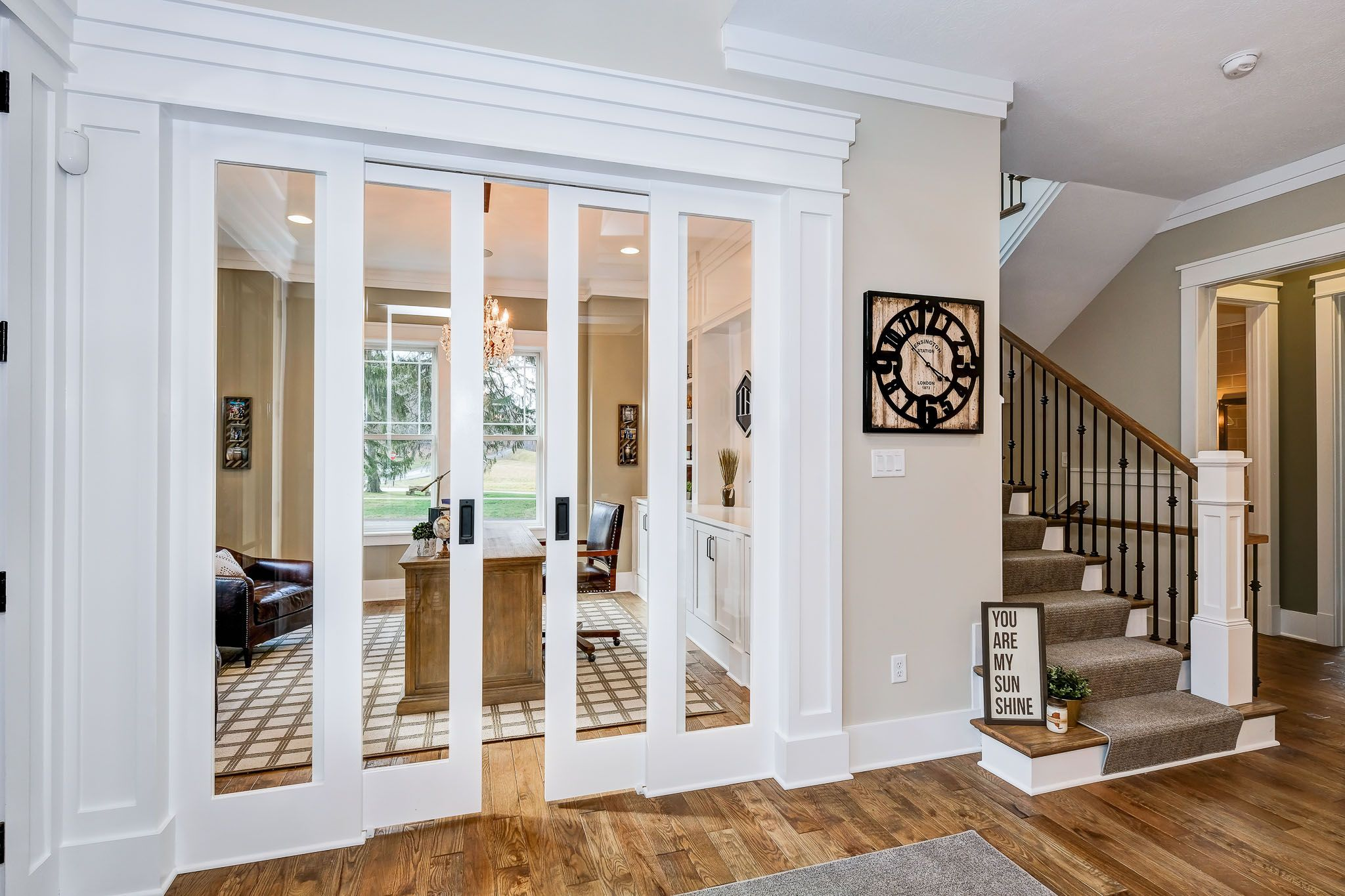 Living Area featured in the Austin By Infinity Custom Homes in Pittsburgh, PA