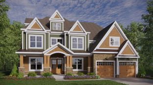 Austin - Laurel Grove: Gibsonia, Pennsylvania - Infinity Custom Homes