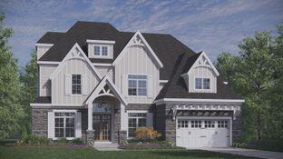 Portland - Laurel Grove: Gibsonia, Pennsylvania - Infinity Custom Homes