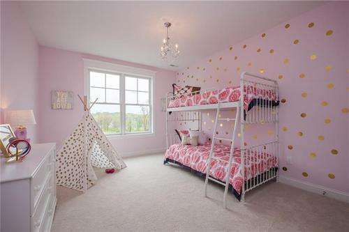 Bedroom-in-Cambridge-at-Venago Estates-in-Warrendale