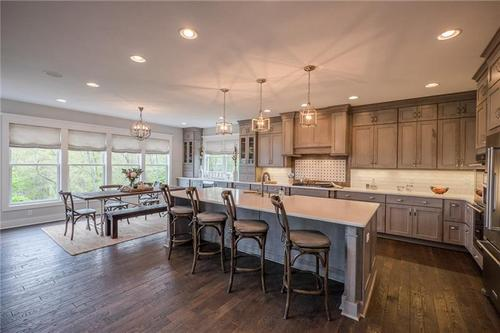 Kitchen-in-Cambridge-at-Venago Estates-in-Warrendale
