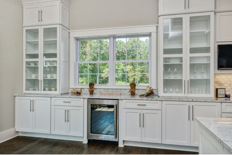 Wet-Bar-in-Cambridge-at-Forest Edge-in-Cranberry Township