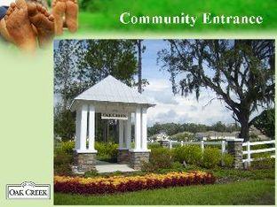 Oak Creek/Inland Homes by Inland Homes in Tampa-St. Petersburg Florida
