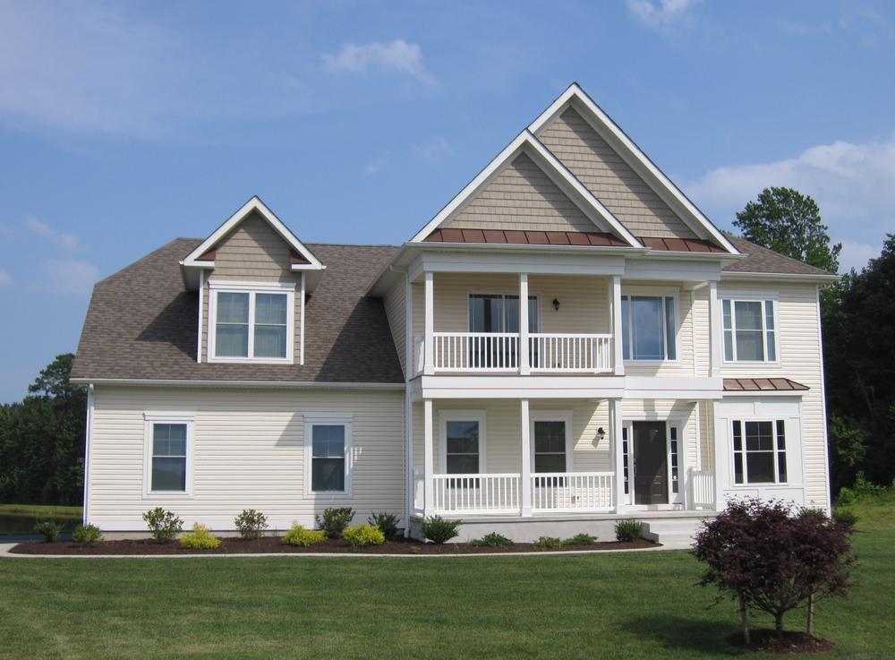 Exterior featured in the Kramer By Insight Homes in Sussex, DE