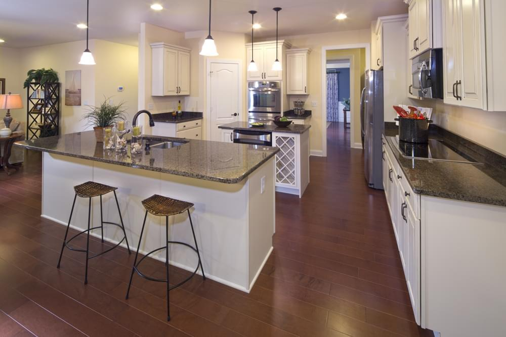 Kitchen featured in the Jerry By Insight Homes in Sussex, DE