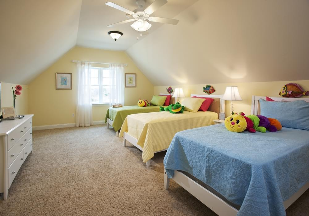 Bedroom featured in the Jerry By Insight Homes in Sussex, DE