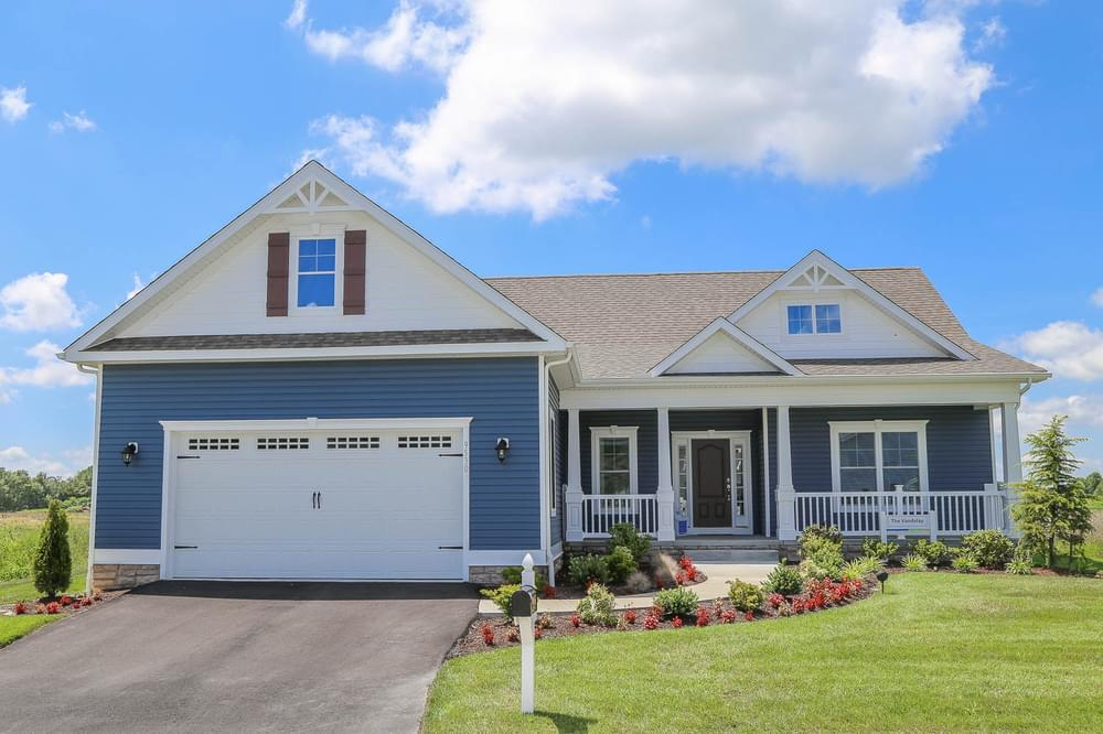 Exterior featured in the Vandelay By Insight Homes in Sussex, DE