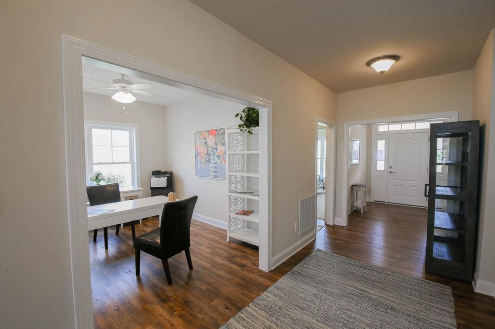 Living Area featured in the George By Insight Homes in Sussex, DE