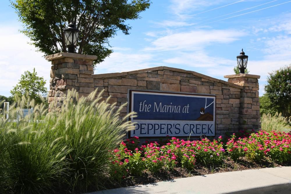'Marina at Pepper's Creek' by Insight Homes in Sussex