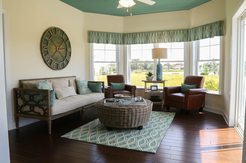 Living Area featured in the Peterman By Insight Homes in Sussex, DE
