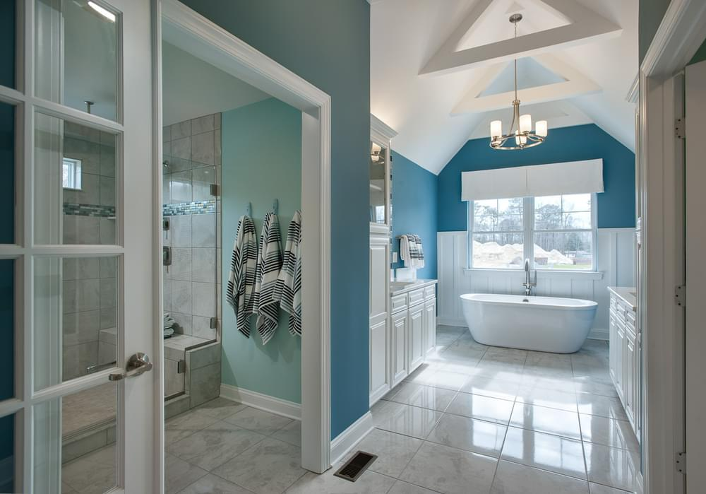 Bathroom featured in the Kramer By Insight Homes in Sussex, DE