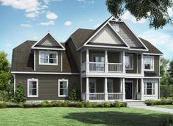 Kramer - Woodlands at Bethany: Frankford, Delaware - Insight Homes