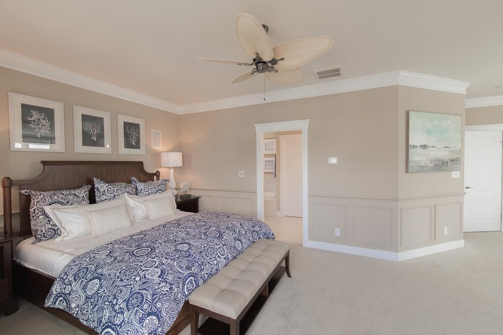Bedroom featured in the Thayer Elevation 2 By Insight Homes in Sussex, DE