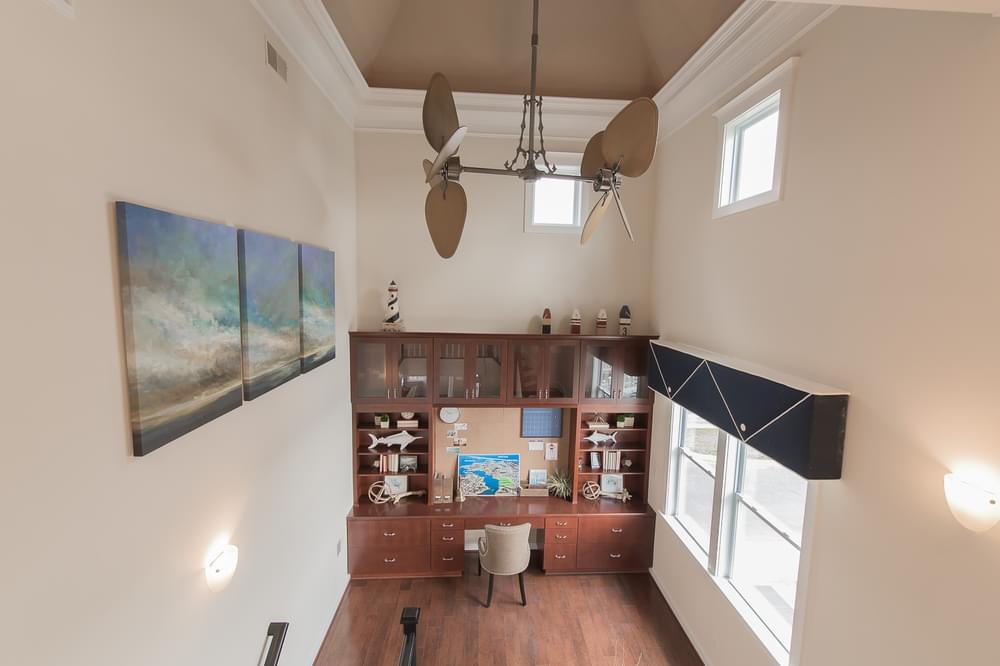 Living Area featured in the Thayer Elevation 1 By Insight Homes in Sussex, DE