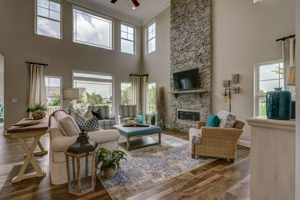 Living Area featured in the Whatley By Insight Homes in Sussex, DE